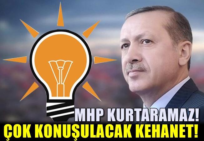 'AKP'yi, MHP'yle ittifak da kurtarmaz' dedi nedenini açıkladı