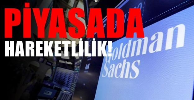 Son dakika: Goldman Sachs Türk tahvillerinde alıma geçti