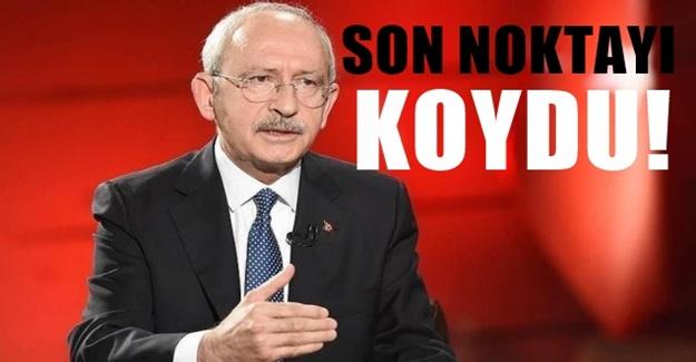 Kılıçdaroğlu'ndan Ankara ve İstanbul adayları açıklaması