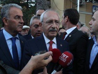 Chp Genel Başkanı Kılıçdaroğlu'ndan 'Enis Berberoğlu' Açıklaması