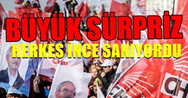 CHP'den İstanbul'a şaşırtan aday