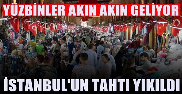 Esnaf adeta ihya oldu! Türkiye'nin yeni ticaret cenneti o il