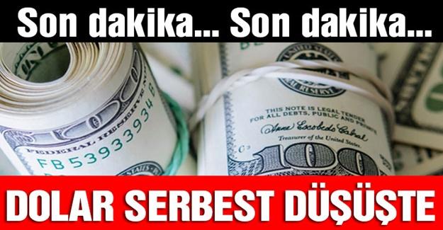ABD'nin açıklamasının ardından: Dolarda hızlı düşüş!