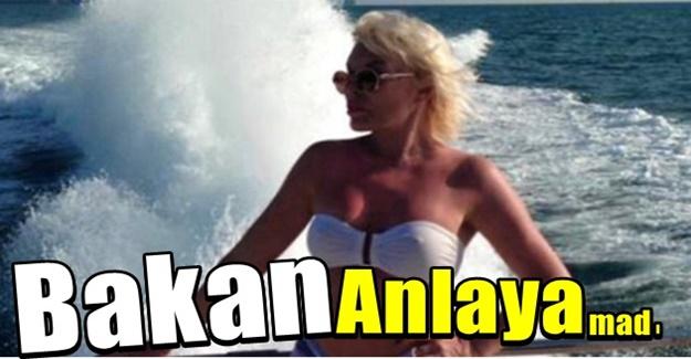 Ajda Pekkan'ın tatil pozu olay oldu : Ve ısrarla kaldırmadı
