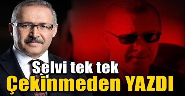 'Erdoğan'ın sözleri gizli anlaşmaya mı dayanıyor?'