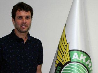 Akhisarspor'da Cihat Arslan Tekrar Göreve Döndü