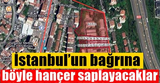 İstanbul'a ihanet ettik diyorlardı: Şimdi ise hançer saplıyorlar