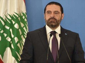 Lübnan Başbakanı Saad Hariri'den Yeni Hükümet Açıklaması