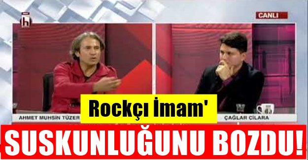 Rockçı İmam'dan kendisini ihraç eden Diyanet'e zor zoru!