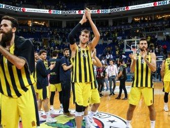 Fenerbahçe Erkek Basketbol Takımı Avrupa'da 474. Maçına Çıkıyor