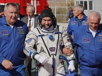 Rus Uzay Aracı 'Soyuz' Acil İniş Yaptı