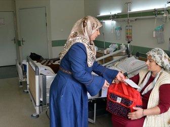 'Hoş Geldin Bebek' Projesi Bin Bebeğe Ulaştı