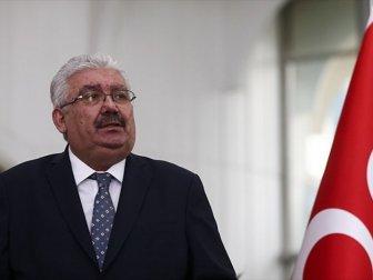 MHP Genel Başkan Yardımcısı Semih Yalçın: 'Yetkilileri Göreve Davet Ediyoruz'