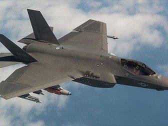 ABD Tüm F-35 Uçuşlarının Uçuşunu Askıya Aldı
