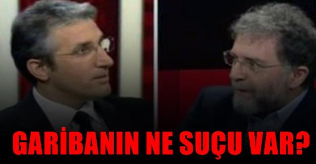 Ahmet Hakan'dan Nedim Şener'e tepki