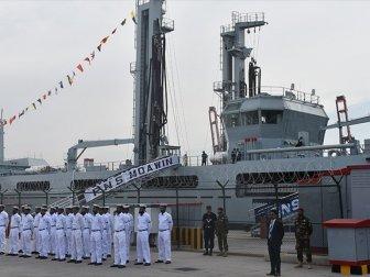 PNFT, Pakistan Deniz Kuvvetlerine Teslim Edildi