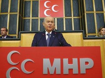 MHP Genel Başkanı Bahçeli'den 'Brunson' Açıklaması