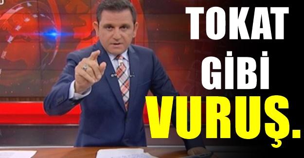Fatih Portakal'dan çarpıcı İş Bankası tweeti
