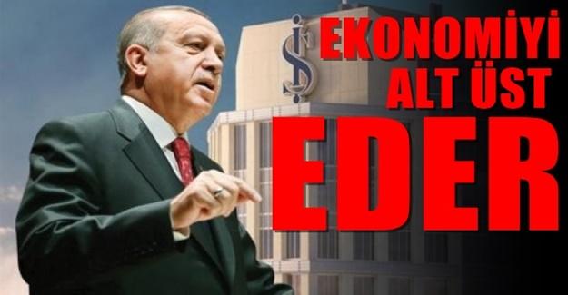 Erdoğan'a İş Bankası çağrısı yaptı: Derhal vazgeçin!