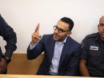 Kudüs Valisi Adnan Gays İsrail Mahkemesine Çıkarıldı