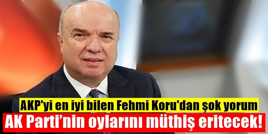 Fehmi Koru sonu yazdı : AK Parti'yi büyük bir sürpriz bekliyor