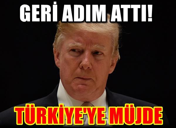 Son Dakika: ABD Türkiye yaptırımlarını kaldırdı