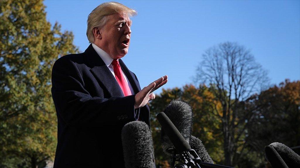 ABD Başkanı Trump tedirgin oldu! Asla istemiyor