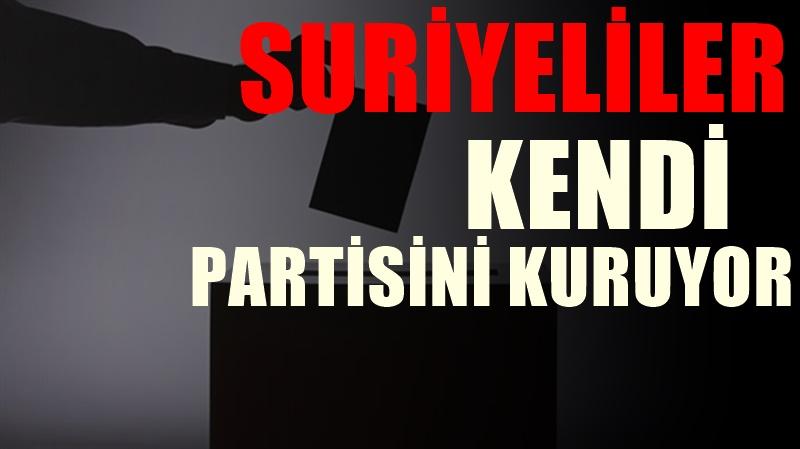 Suriyelilerden Türkiye'de yerel seçim öncesi flaş atak