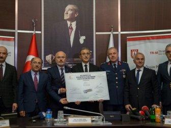 Milli Muharip Uçak Motoru için Sözleşme İmzalandı