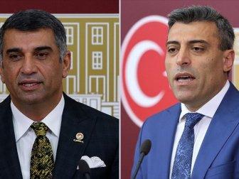 CHP'de Gürsel Erol ve Öztürk Yılmaz Disiplin Kuruluna Sevk Edildi