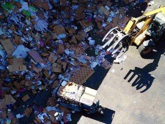 Çöpte Kaybolan Servet 1,5 Milyar TL