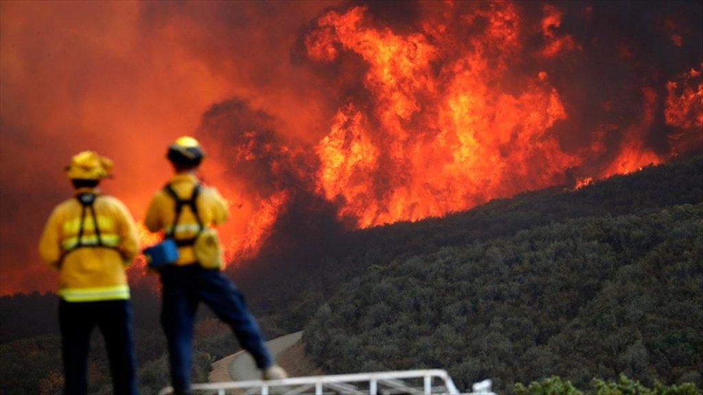 California'daki Yangınlarda Kötü haber geldi