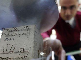Depremlerde Can ve Mal Kaybını 'Akıllı Beton' Önleyecek
