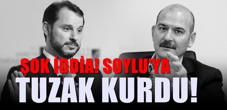 Ankara'yı sarsan kulis! Tuzak kurdu