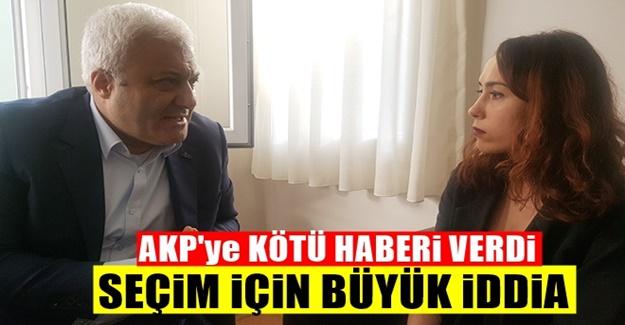 Tuncay Özkan 'rekor kıracağız' dedi, oy oranı verdi