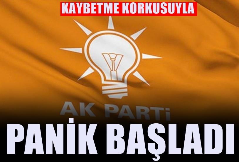 AKP'yi yenilgi telaşı sardı: 'Rezil iddialar var'