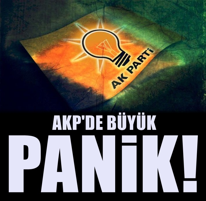 AKP'yi kaybetme korkusu sardı