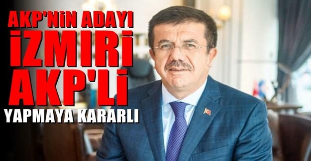 AKP'nin İzmir adayından çok iddialı hazırlık! Başka bir sabaha uyanacaklar