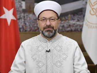 Başkan Erbaş: 'İslam, Engellilere Adalet Ve Hassasiyetle Davranmayı Emreder'
