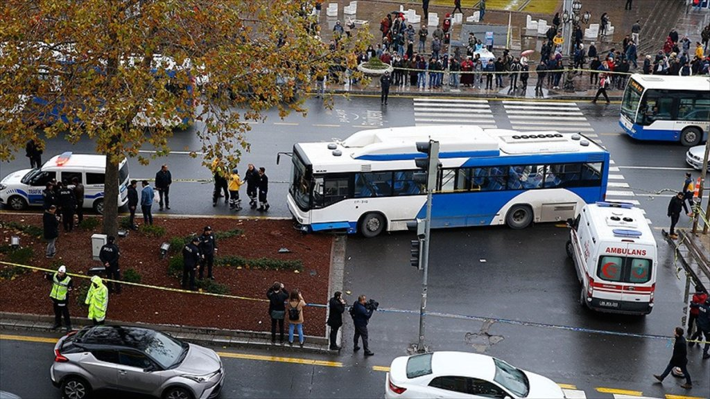 Ankara Kızılay'da facia : Çok ağır