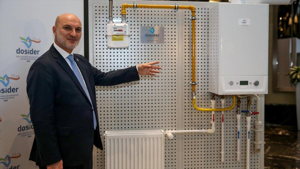 Türkiye Doğal Gaz Cihazlarında Avrupa'nın Üssü Oldu