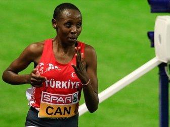 Milli Atlet Yasemin Can Adını Tarihe Yazdırdı
