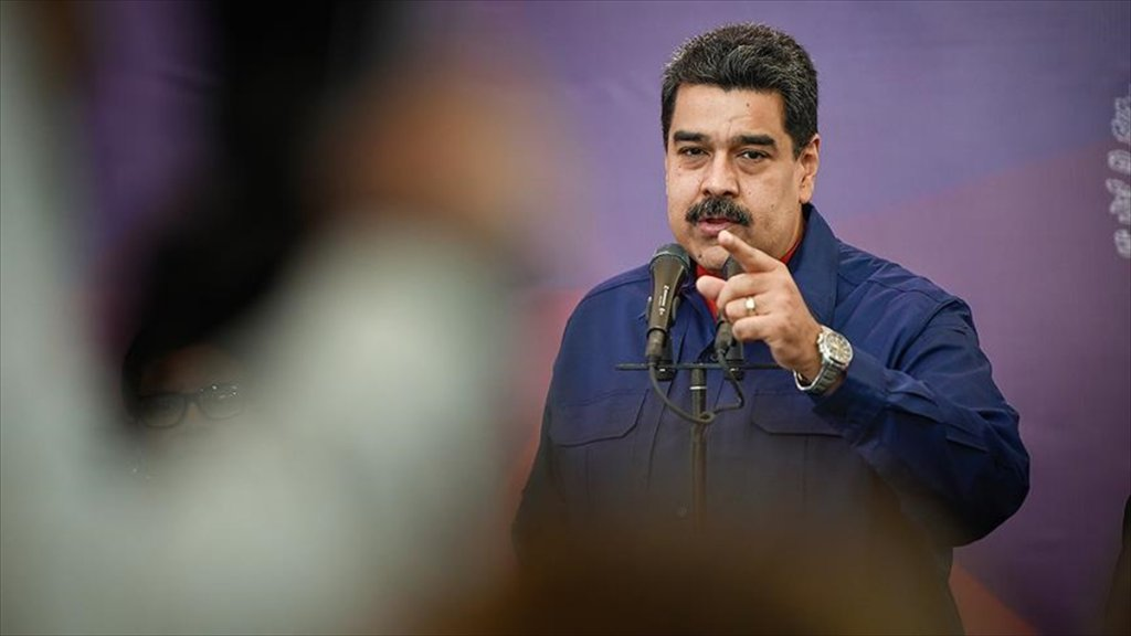 Maduro'dan Abd'ye Suçlama