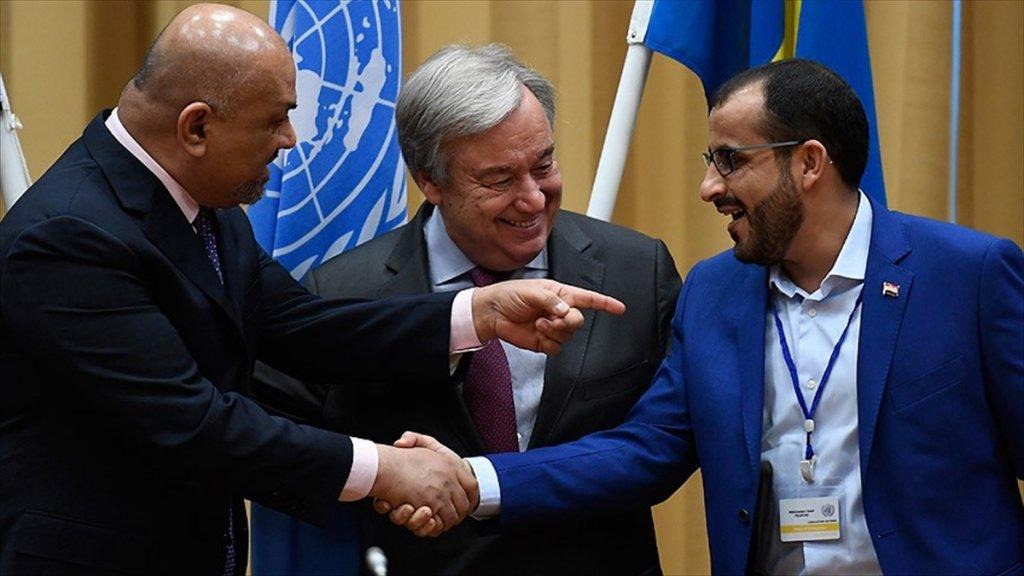 İsveç'teki Yemen Konulu İstişare Toplantılarında Anlaşma Sağlandı