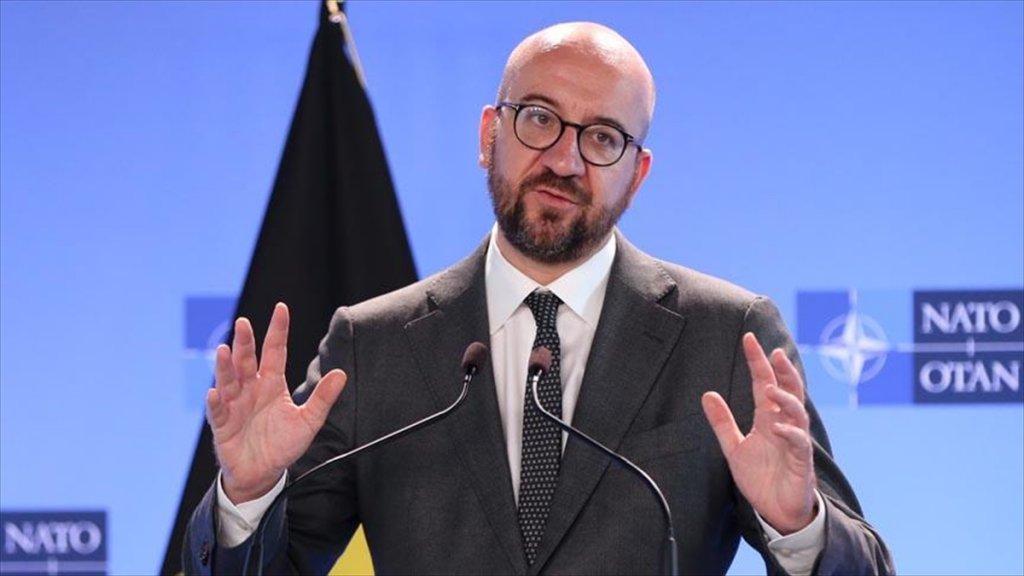 Belçika Başbakanı Michel'den İstifa Kararı
