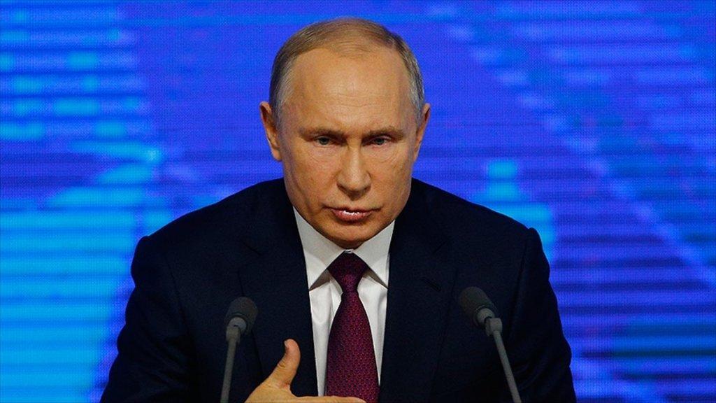 Putin: Türkiye Ve Rusya Avrasya'yı güçlendirecek