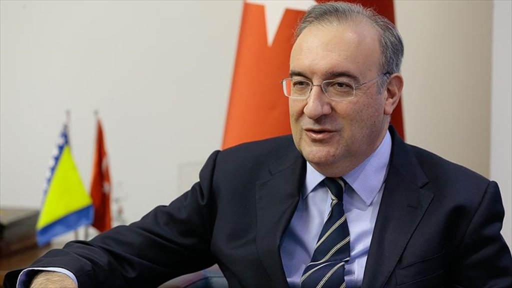 Saraybosna Büyükelçisi Haldun Koç'dan Barış Vurgusu