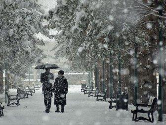 Meteorolojiden Türkiye Genelinde Kar Uyarısı
