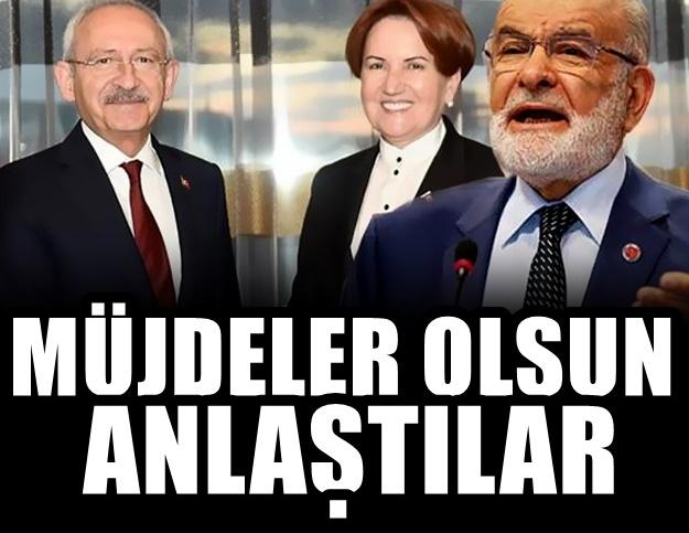 CHP, İYİ Parti ve Saadet Partisi, o ilde çatı aday çıkaracak