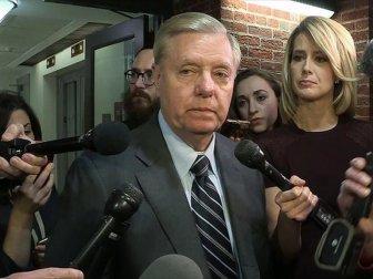 Cumhuriyetçi Senatör Graham: 'Türkiye'nin Endişeleri Konusunda Hassasım'